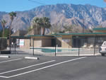 Palm Springs Mobile Home Park Clubhouse
