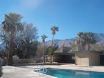 Palm Springs Mobile Home Park Pool